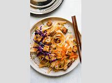 easy coconut curry tofu_image