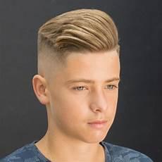 Coiffure Ado Garçon Top 100 Hairstyles For Boys