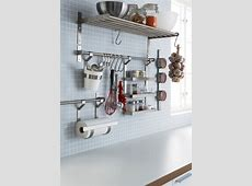 Win this GRUNDTAL Wall Organizer System from IKEA!   Kitchn