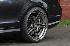 Mercedes C63 Amg Wheels By Raceland Fsline Schmidt Wheels
