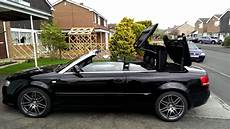 Audi A4 Cabriolet Convertible B6 B7 Roof Closing With