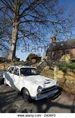 FORD CORTINA MK1 GT CAR STAINDROP NORTH YORKSHIRE RABY