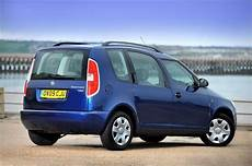 skoda roomster 2006 car review honest