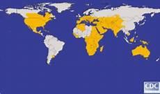 List Of West Nile Virus Outbreaks