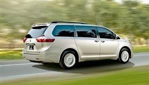 2015 Toyota Sienna Redesign Adaptive Cruise Control