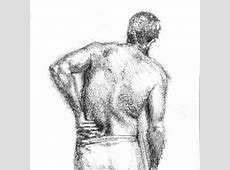 sharp pain in back when breathing
