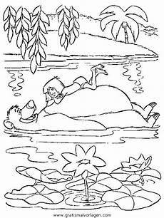 Dschungelbuch Malvorlagen Quest Dschungelbuch003 Gratis Malvorlage In Comic