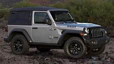 2020 jeep wrangler willys and black editions arrive