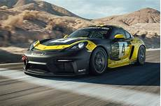 Porsche 718 Cayman Gt4 Clubsport Para Circuito