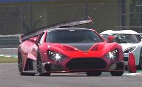 The Wing On This 1200 HP Supercar Is Absolutely Wild