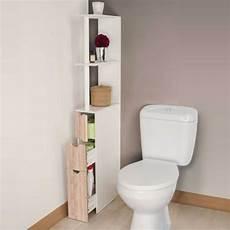 meuble wc 233 tag 232 re bois 3 portes achat vente colonne
