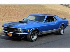 1970 ford mustang mach 1 for sale classiccars com