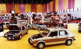 Chicago Motor Show 1979 Volkswagen 2  Ran When Parked