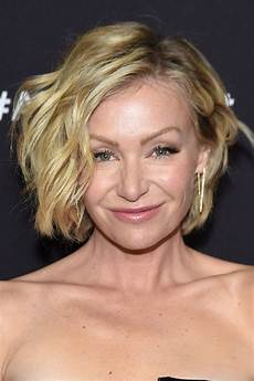 portia de rossi s bob short hairstyles that ll make you want to chop off your