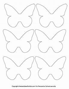 butterfly template the best ideas for