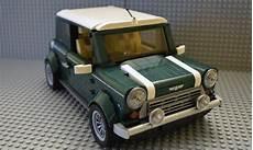 Mini Cooper Lego - bricks pix and panels lego review 10242 mini cooper