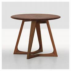 Table De Chevet Ronde Twist Table Chevet Zeitraum Design Bois Massif