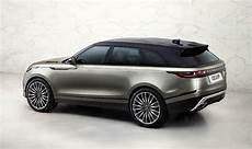 Range Rover Velar 2017 Price Release Date Pictures And