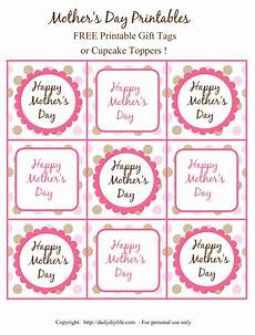 printable mothers day images 20563 s day free printable gift tags or cupcake toppers