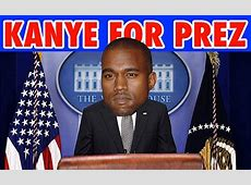 kanye west 2020 president