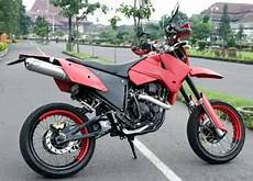 Modifikasi Motor R 2003 by Modifikasi Yamaha Scorpio 2003 Supermoto Bike Motorcycle