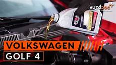 How To Replace Engine And Filter On Vw Golf 4