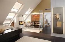 Badezimmer Unterm Dach - wellness zonen unterm dach