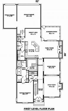 hipped roof house plans traditional home with hip roof 58069sv architectural