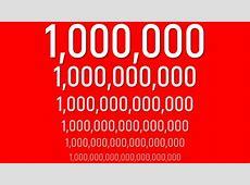 millions billions trillions what comes next
