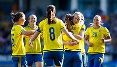 2019 women s world cup getting to know team sweden