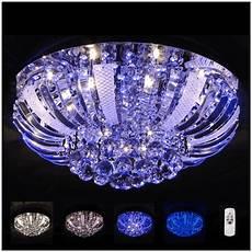Led Deckenleuchte Kristall - deckenleuchte kristall led las vegas 60 cm