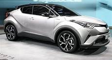 Toyota Wants To Boost Hybrid Sales With New C Hr Crossover