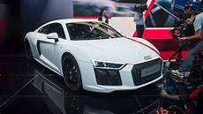2018 Audi R8 V10 Rws Pictures Photos Wallpapers Top Speed