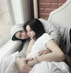 Pin Oleh 仙wyh Di Ulzzang Bff Keluarga Lucu Foto