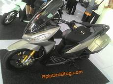 Modifikasi Suzuki Address by Modifikasi Suzuki Address Ala Big Scooter Intip Detail