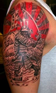 1001 coole und effektvolle samurai ideen tatuagem