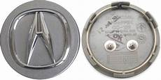 acura mdx center caps factory oem hubcaps stock