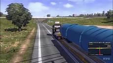 truck simulator 2 tgx 8x4 heavy load trailer