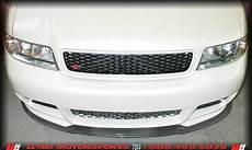 audi a4 s4 b5 bumper splitter high performance styling rieger tuning