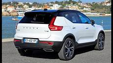 new 2019 volvo xc40 t5 momentum lease exterior and interior review 2019 volvo xc40 t5 r design interior exterior and test