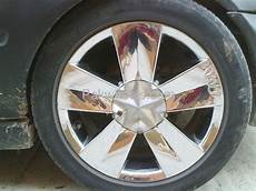 17 quot imported chrome rims with low profile tyres for sale