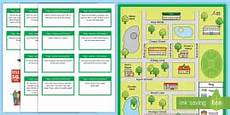 compass directions ks2 worksheets 11720 map skills compass directions lesson pack made