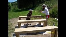 Comment Fabriquer Une Table De Ping Pong En Beton Soi Meme