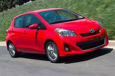 2014 Toyota Yaris Specs Pictures Trims Colors Cars