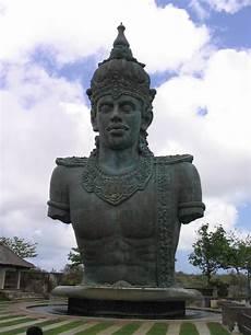 Paradise Tourism Garuda Wisnu Kencana Cultural Park In Bali