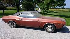1970 dodge challenger project cars for sale
