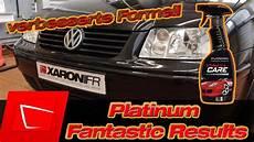 Platinum Fantastic Results Formula Care Test Media