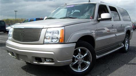 2004 Cadillac Escalade Used Cars For Sale Carsforsale Com