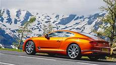 new bentley continental gt 2018 first youtube