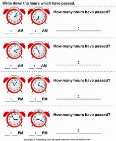 3rd grade elapsed time worksheets search results